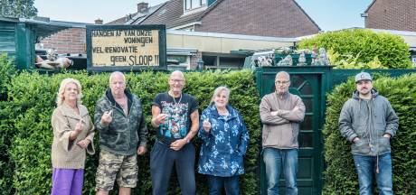 Bewoners Westergo weten nog steeds niet of hun huis wordt gesloopt