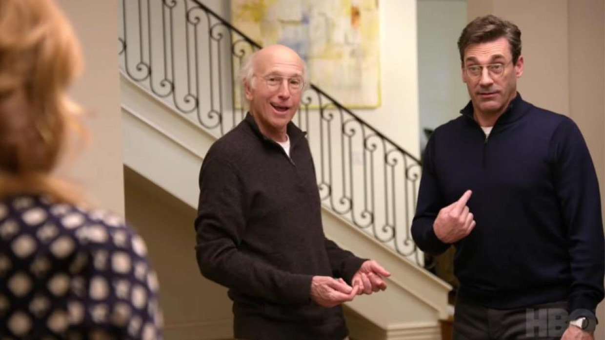 Curb Your Enthusiasm Beeld x