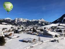 Hé, wat doet die Land van Cuijk-luchtballon nou boven Tirol?