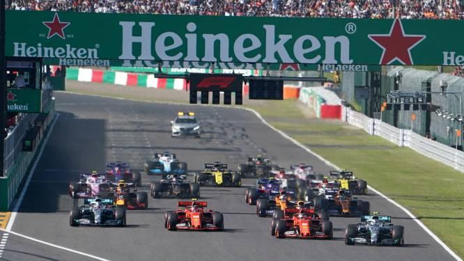 GP van Japan minstens tot 2024 op circuit van Suzuka