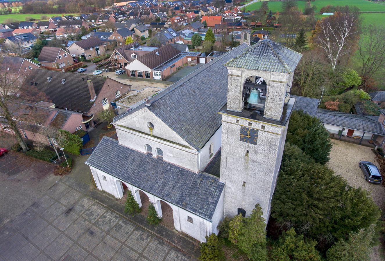 Wie mag de kerk in De Horst kopen?