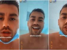 """Un candidat de téléréalité en roue libre sur les réseaux sociaux: """"Je veux finir en prison"""""""