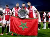 Ziyech en Mazraoui verkozen tot speler en talent van het jaar