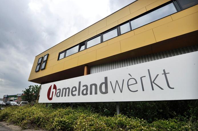 De sociale werkvoorziening Hameland in Lichtenvoorde wordt in fasen geheel ontmanteld.