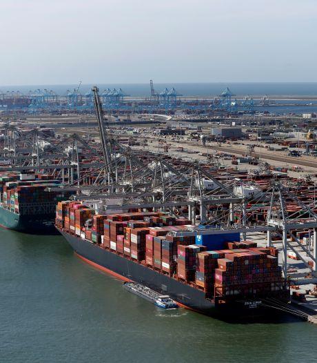 De economie herstelt zich in hoog tempo en Rotterdam leeft (bijna) even hard op