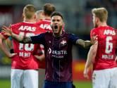 Zege op AZ raakt Llonch (Willem II) diep: 'Het is een heel emotionele week geweest'