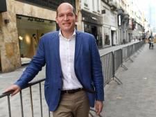 """Philippe Close dresse le bilan du piétonnier: """"On ne peut plus laisser la voiture envahir l'espace public"""""""