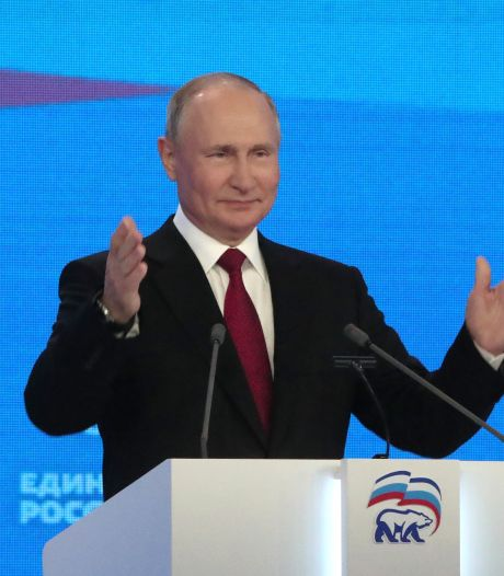 Poutine promet aux Russes des milliards de roubles