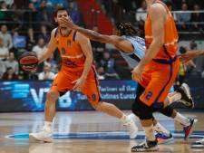 Les Coupes d'Europe de basket n'iront pas à leur terme