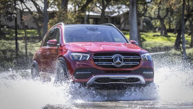 Mercedes-Benz roept meer dan 342.000 auto's terug in VS