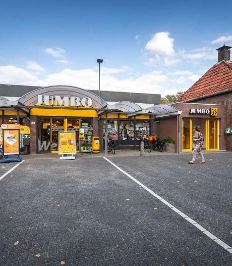 Sluitende super in Mariahout begint pendeldienst naar Jumbo in Lieshout