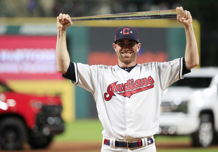 Cleveland Indians. Beeld EPA