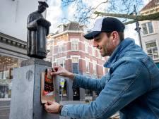 Sokken als steun voor daklozen: 'Toen ik door Breda zwierf kon ik het daarmee wel redden'