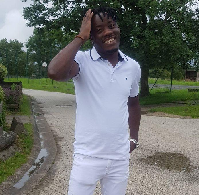 Maxime Nsangou Njiké (30) was sinds 11 juli vermist.