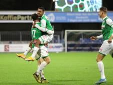 FC Dordrecht in overtal naar eerste zege