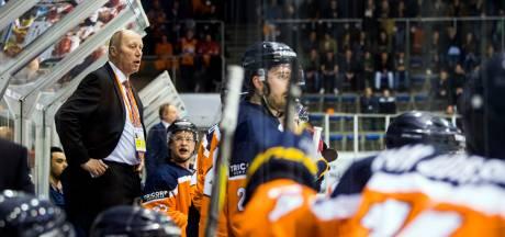 Doug Mason bouwt op en af tijdens WK ijshockey: 'Als ik niets doe, word ik hartstikke gek'