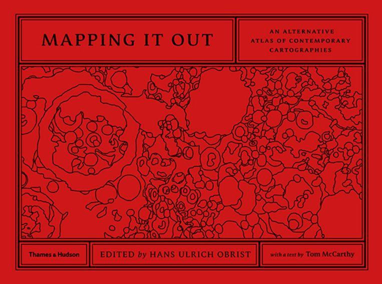 Omslag van het boek 'Mapping It Out' Beeld