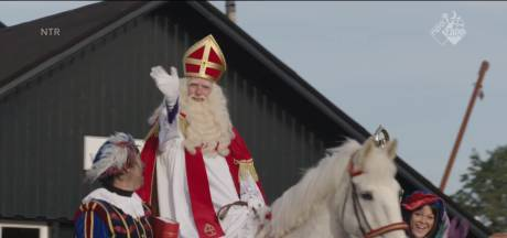 Sinterklaas werkt dit jaar vanuit huis aan de Dieuwertje Blokkade