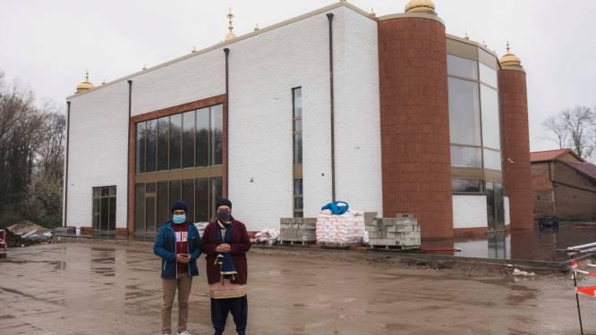 Van gouden koepels uit India tot met de hand versierde deuren: sikhs in Sint-Truiden verhuizen binnenkort naar nieuw gebedshuis