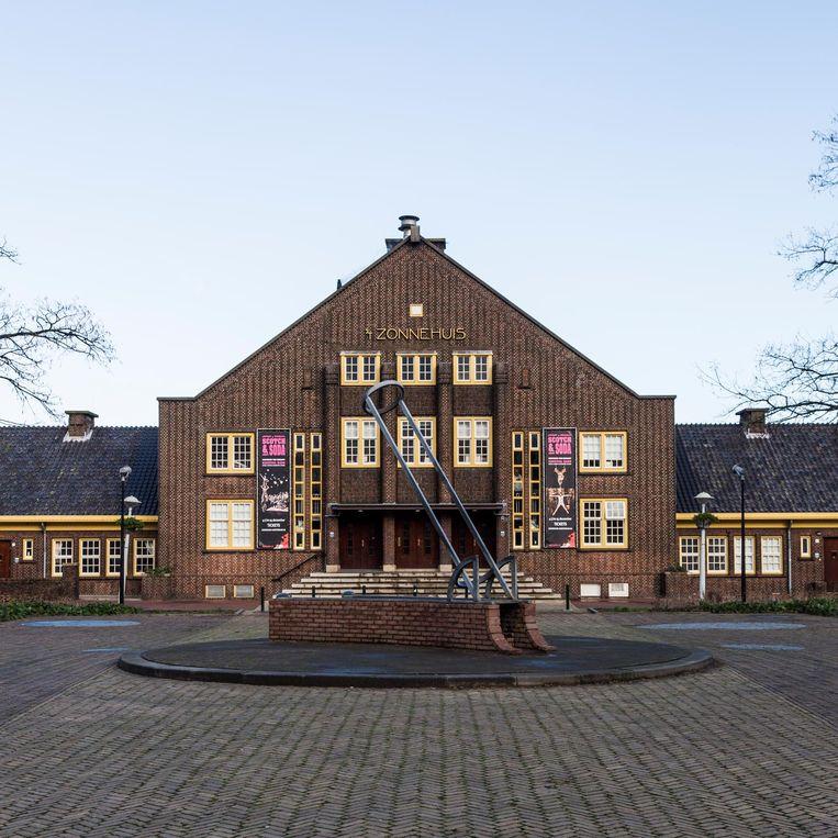 Het Zonnehuis Beeld Tammy van Nerum