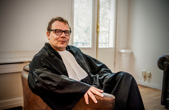 Strafrechtadvocaat André Seebregts.