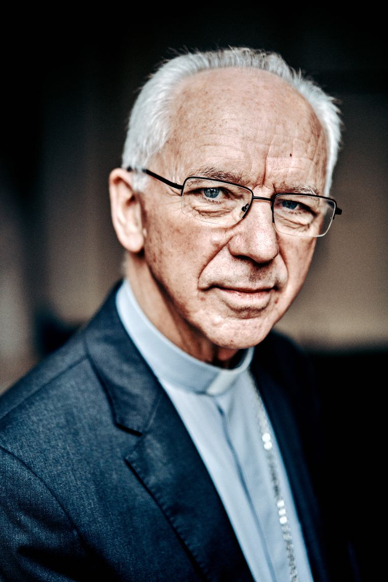 Kardinaal De Kesel Beeld Thomas Sweertvaegher