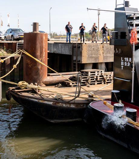 Pieter van der Wees is meteen 'de trots van de vloot'