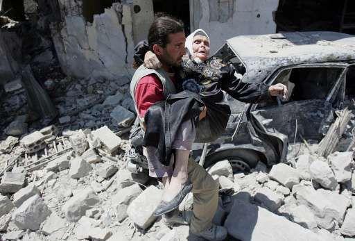 In de oorlog tussen Israël en Hezbollah - die in de zomer van 2006 woedde - vielen aan Libanese kant meer dan 1.200 doden, onder wie vooral burgers.
