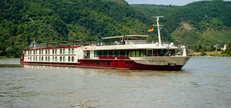 Cruiseschip in Arnhem gaat daklozen opvangen