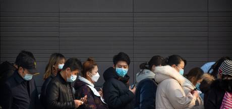 Dépistage massif à Pékin après quelques cas de Covid