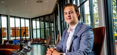 Zinho (23) wil minister-president worden. Nu is hij nog de nieuwe lijsttrekker van D66 in Capelle