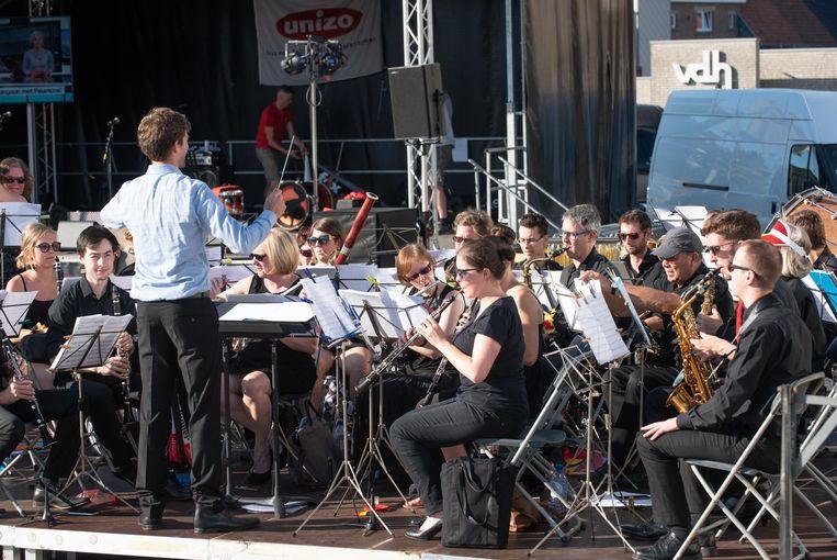 Het orkest gaf het beste van zichzelf.