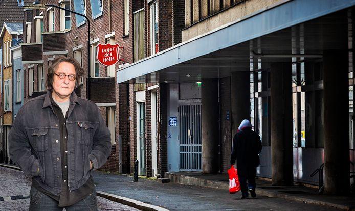 Kees Thies over de overlast rondom het Kromhout in Dordrecht.