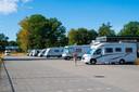Campers aan de Dubbelbeek.