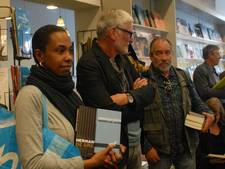 Boekenfanaten ontmoeten Koch bij signeersessie in Den Bosch