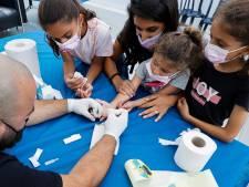 Israël lance une campagne de tests Covid-19 pour les enfants dès trois ans