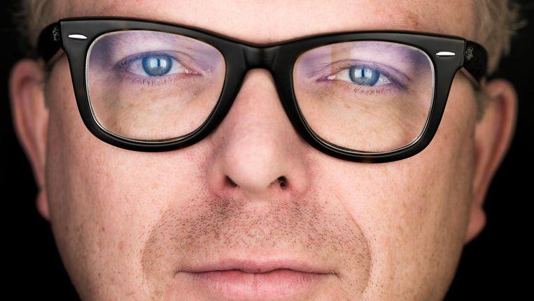 VNL-lijsttrekker Jan Roos. Beeld Mike Roelofs