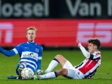 PEC Zwolle-thuis is geen zekerheidje voor Willem II