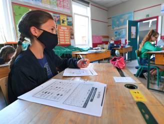"""Katholieke Basisscholen Kortrijk pleit voor mondmaskerplicht vanaf vijfde leerjaar: """"Maak het voor iedereen duidelijk"""""""