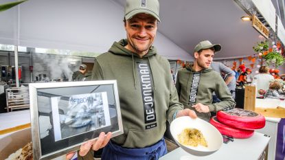 De nieuwe ongekroonde culinaire koning van de Oostkust is nu ook bierexpert