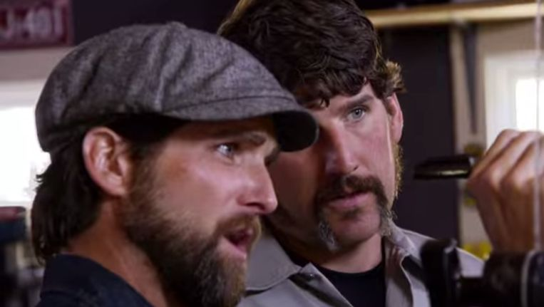 Kevin Moore en Grant Reynolds in What Could Possibly Go Wrong? Beeld DISCOVERY