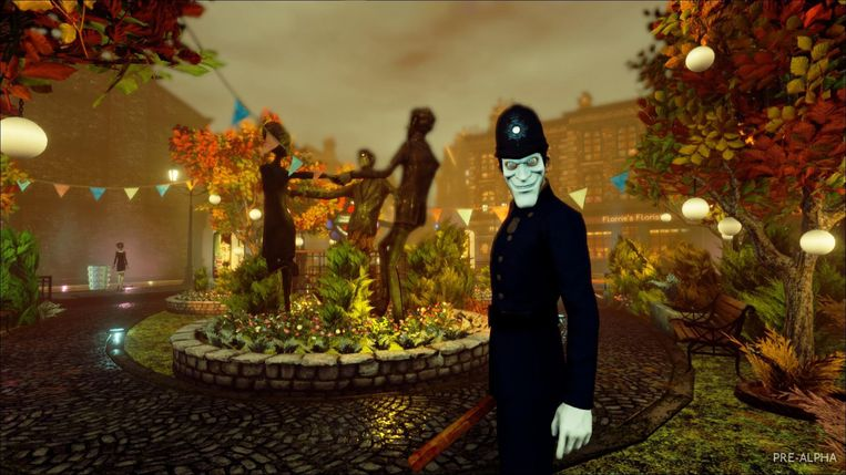 'We Happy Few' Beeld Compulsion Games