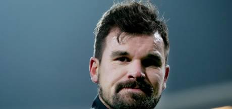Doelman Piet Velthuizen houdt conditie op peil bij Willem II