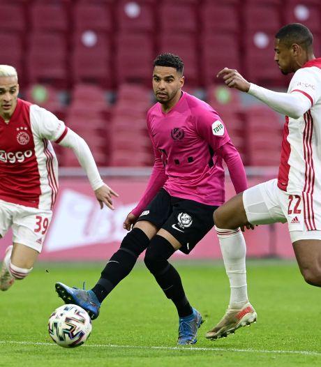 Adam Maher onderscheidt zich bij FC Utrecht: 'Je wil iedereen blij maken, maar dat gaat nooit'