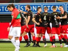 Meijer woedend na wanvertoning NEC: 'Zo niets in de play-offs te zoeken'