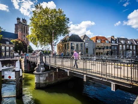 Komt er toch een vaste brug tussen de Nieuwe Haven en de Houttuinen?