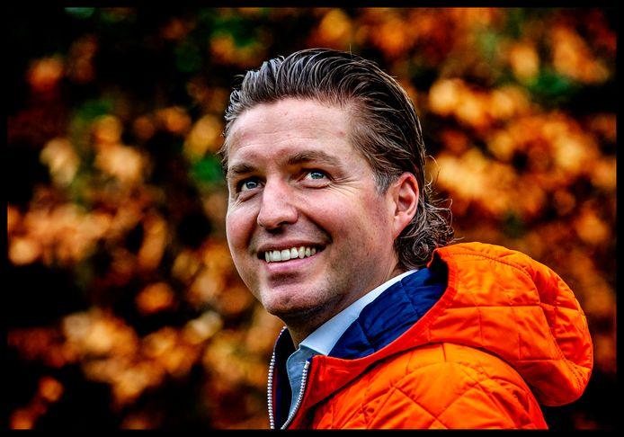 Pieter van den Hoogenband, chef de mission van de olympische ploeg
