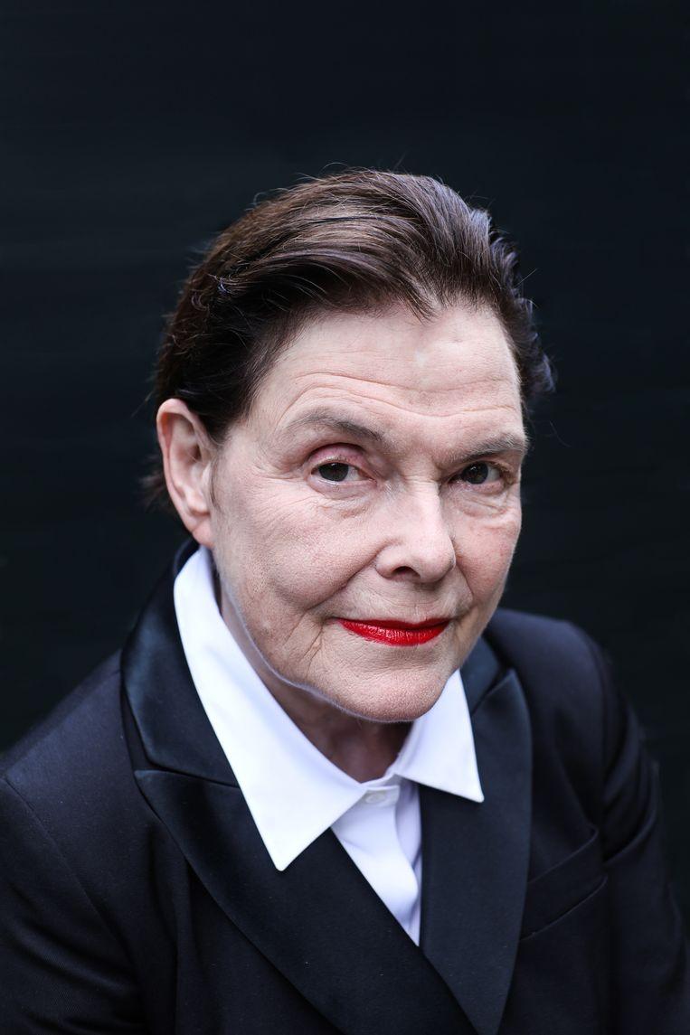 Portret van Karina Holla. Beeld Eva Plevier