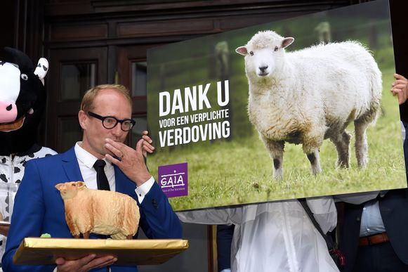 Minister van Dierenwelzijn Ben Weyts (N-VA)