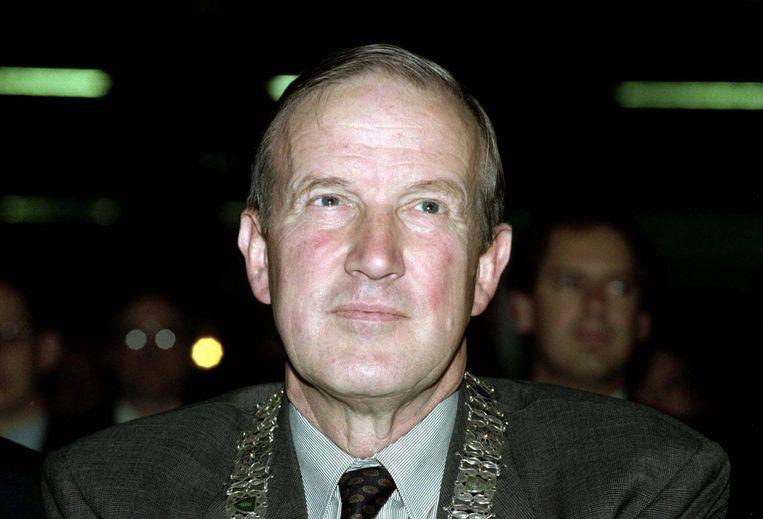 Schelto Patijn, van 1994 tot 2001 burgemeester van Amsterdam. Beeld anp